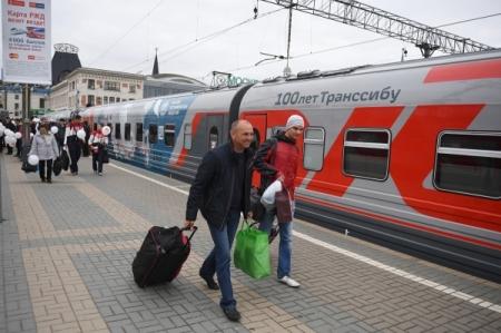 ПравительствоРФ одобрило обнуление НДС напассажирские ж/д перевозки до2030 года