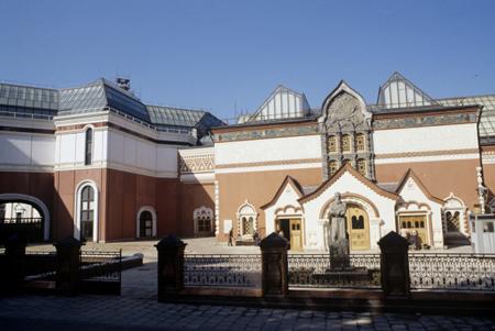ВТретьяковской галерее откроют 4  кинозала