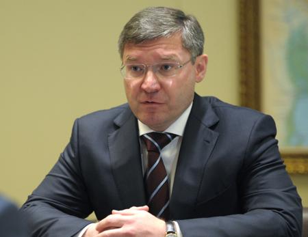 «Рощино» должен стать связующим звеном между Западом иВостоком— Владимир Якушев