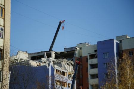 СКР: взрыв газа вРязани произошел повине жильца одной изквартир