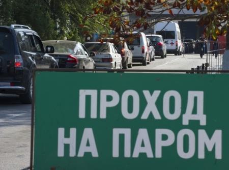 Крым восстановил паромное сообщение сТурцией после годичного перерыва