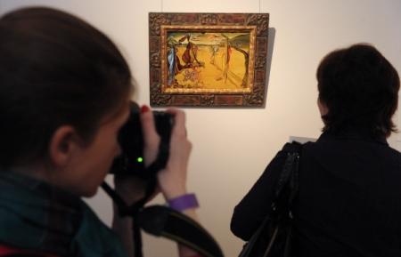 Выставка каталонских живописцев открывается вЭрмитаже— Сюрреалистичный мир