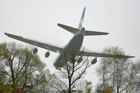 ВРостове совершил вынужденную посадку аэробус, летевший изСанкт-Петербурга наКипр