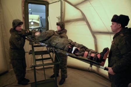 Шойгу прокомментировал идею включения военнослужащих всистему ОМС