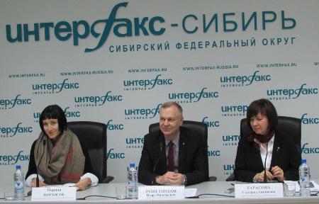 Леонид Юзефович приезжает на«Белое пятно» вНовосибирск