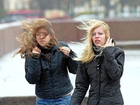 Усиление ветра игололед на трассах ожидаются совсем скоро в столице России