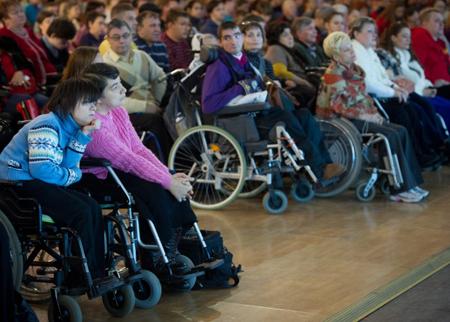 Программы по адаптации инвалидов