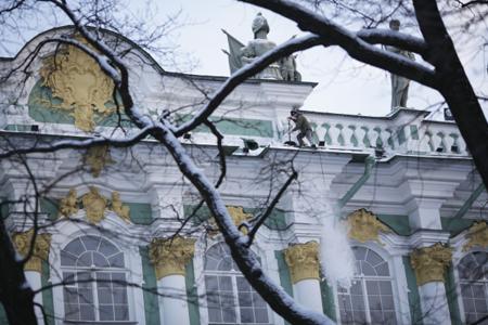 День Эрмитажа отметят 3D-шоу наДворцовой площади