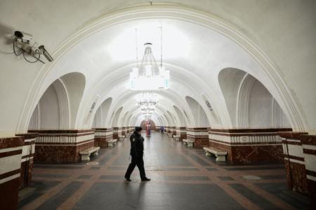 Станцию метро «Фрунзенская» откроют после ремонта доконца года