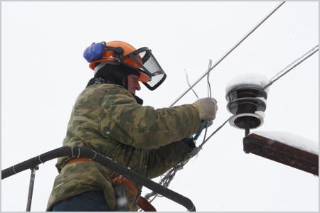 Свыше 180 тыс. граждан Ростовской области лишись электричества из-за шторма