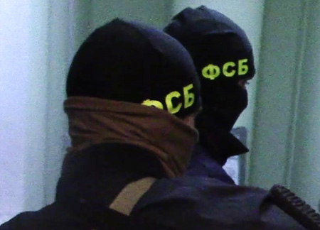 Задержанных вСамаре проверяют научастие в военных действиях вСирии— ФСБ