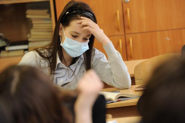 ВВологодской области гриппом заболел 7-месячный ребенок