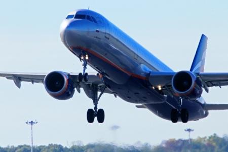 Грузовой самолёт вернулся ваэропорт Сахалина из-за поломки мотора