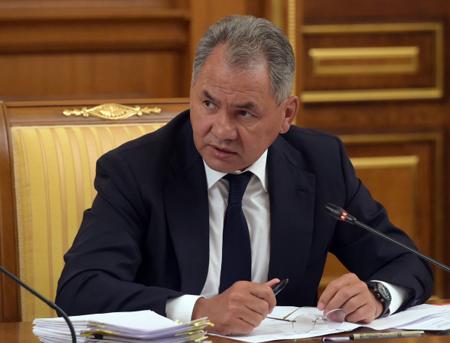 Шойгу объявил обактивизации разведки стран НАТО утерритории РФ