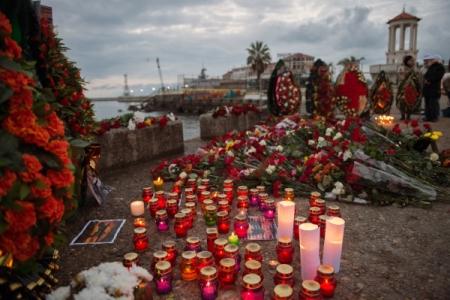 Найдены уже 80 жертв авиакатастрофы и большие фрагменты фюзеляжа Ту-154