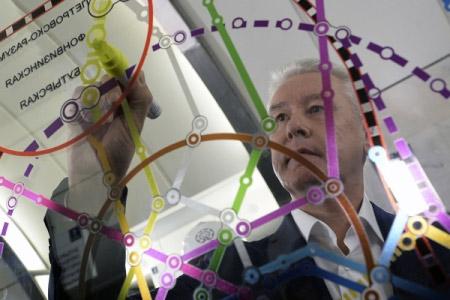 Участок метро от«Парка победы» до«Раменки» запустят ссамого начала наступающего года