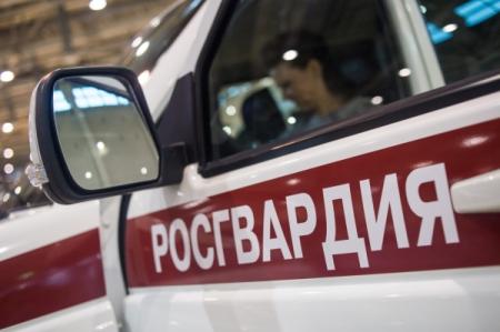 Работник Росгвардии убит в новейшей столице