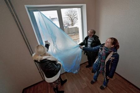 ВТульской области нет «мертвых» строек попрограмме переселения изветхого жилья