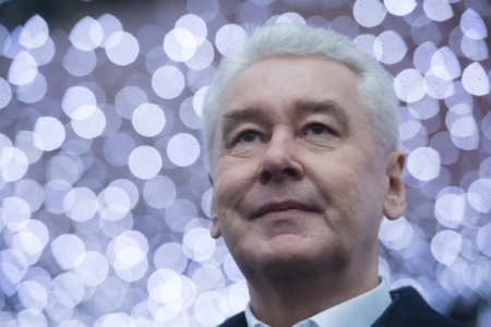 Собянин вручил премии столицы вобласти журналистики