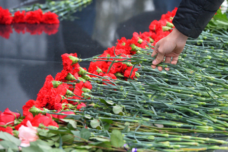 Погибшего корреспондента Дмитрия Рункова похоронят своинскими почестями