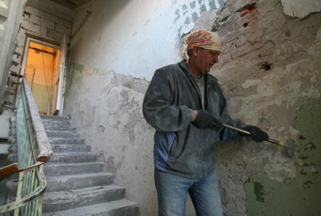 ВСвердловской области загод отремонтировали около 2000 домов
