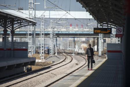 ВКрыму поменяется расписание движения поездов из-за увеличения скорости