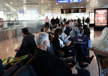 Неменее 35 рейсов отменены в столичных аэропортах