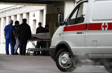 ВКалининградской области влобовом ДТП погибли два человека
