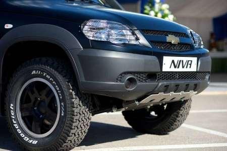 Серийное производство свежей Шевроле Niva может начаться в 2019-ом