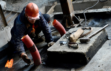 Один человек умер при взрыве наТЭЦ вПензе