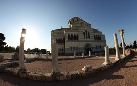 Крымская епархия готова совместно использовать объекты «Херсонеса Таврического»