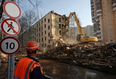 Собянин: При расселении пятиэтажек обязательно учтут интересы граждан