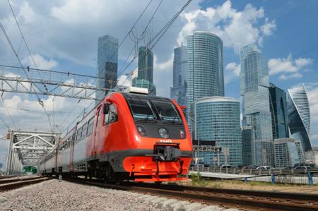 Поезда наМЦК следуют сувеличенными интервалами из-за непогоды