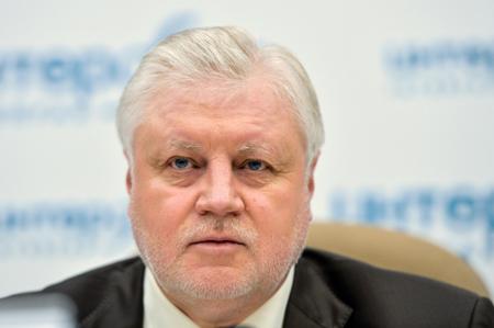 Миронов предлагает передать Крыму часть столичных функций