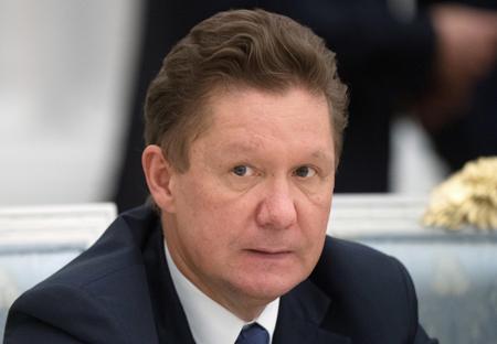 Миллер: Две трети администрации «Газпрома» уже переехало вПетербург