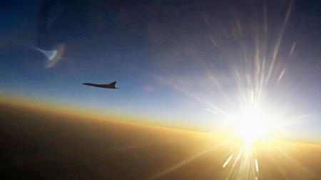 Самолет ВВС США несмог провести разведку уграницРФ из-за неисправности