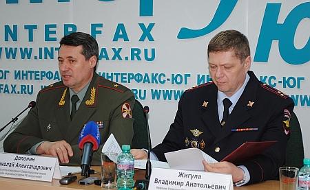 НаСеверном Кавказе привели вбоевую готовность части Росгвардии