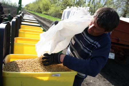 ВНовоалександровском районе откроют завод поглубокой переработке сои