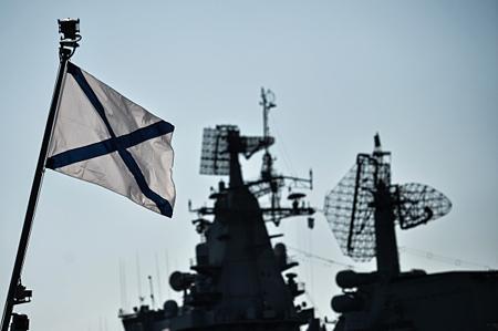 Ракетные стрельбы Черноморского флота провели вКрыму