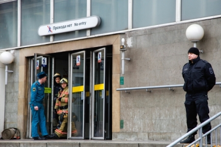 ВПетербурге взорвались две станции метро