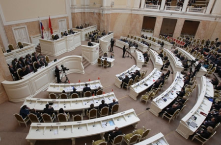 Спикер парламента Петербурга настаивает на смертельной казни для террористов
