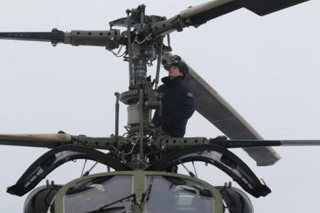 ВВКС поведали оразработке вертолета соскоростью до500 км/ч