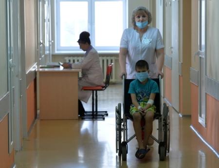 ВЕкатеринбурге из-за пожара эвакуировали поликлинику