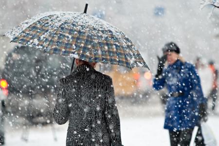 Предупреждение объявлено всвязи снадвигающимся наНижегородскую область циклоном