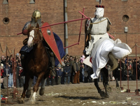 Международный фестиваль «Ледовое побоище» пройдет наПсковщине
