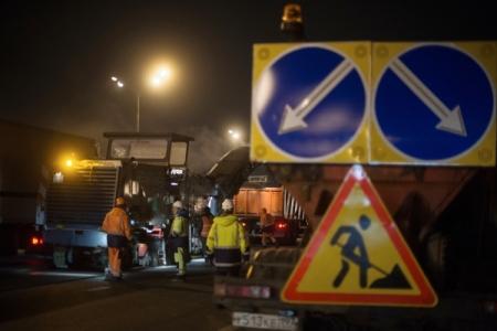 Благоустройство столичных улиц больше неповлечет серьезных ограничений для транспорта