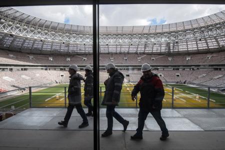 Хуснуллин назвал «Лужники» одним избезопасных стадионов мира