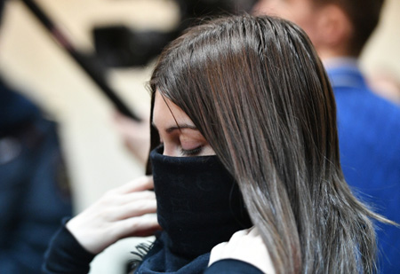 Суд оставил всиле вердикт Маре Багдасарян