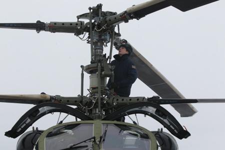 Разработку развивающего скорость 500 километров вчас вертолета начали в РФ