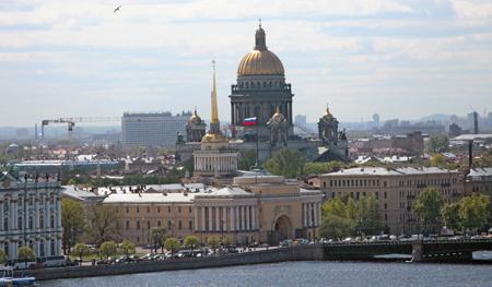 Петербургский ЗакС снова отказался обговаривать референдум постатусу Исаакиевского храма